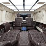 Офис на колесах Mercedes V class