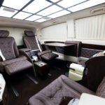 Офис на колесах Mercedes V class Red Seven