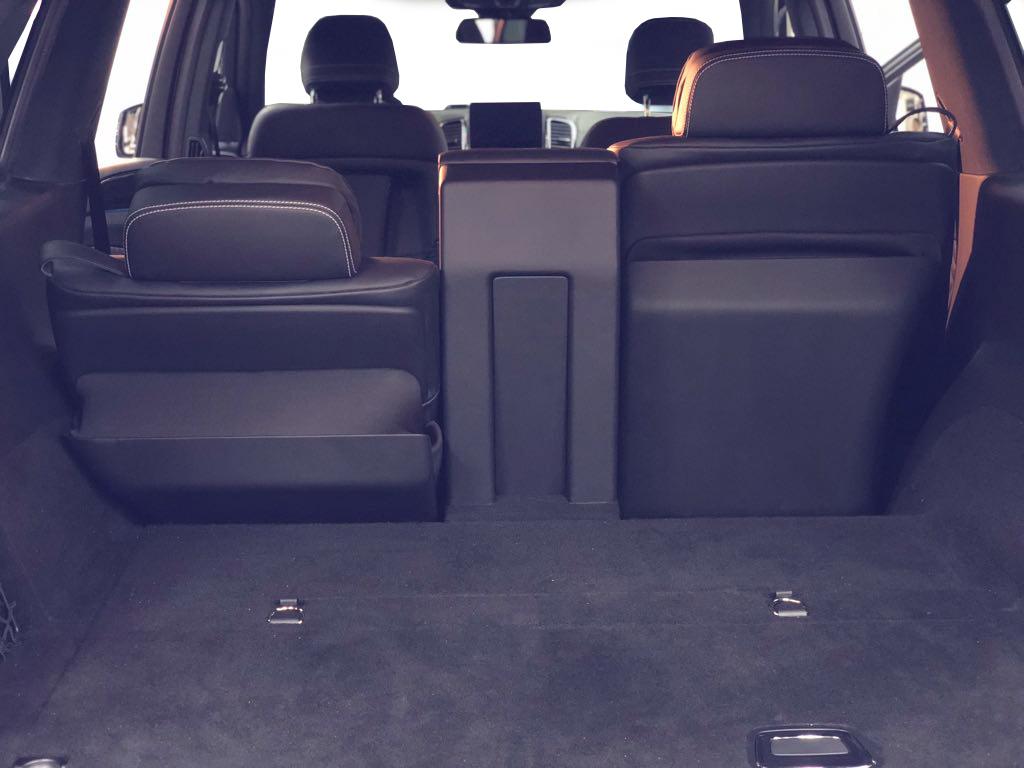 Комфортные сидения LC200