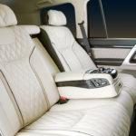 Комфортные сидения Lexus LX