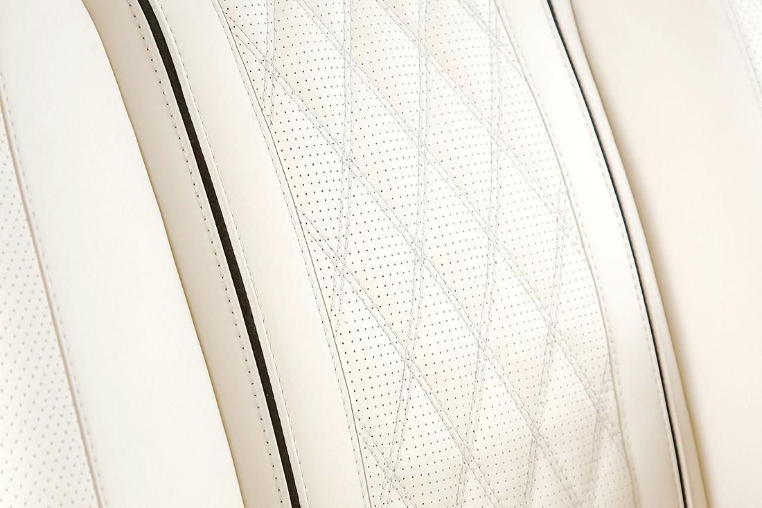 Установка комфортных сидений от БМВ7 на Лексус