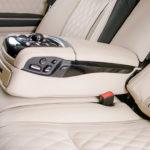 Комфортные сидения Lexus