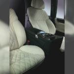 Раздельные комфортные сидения с установкой в Lexus LX570