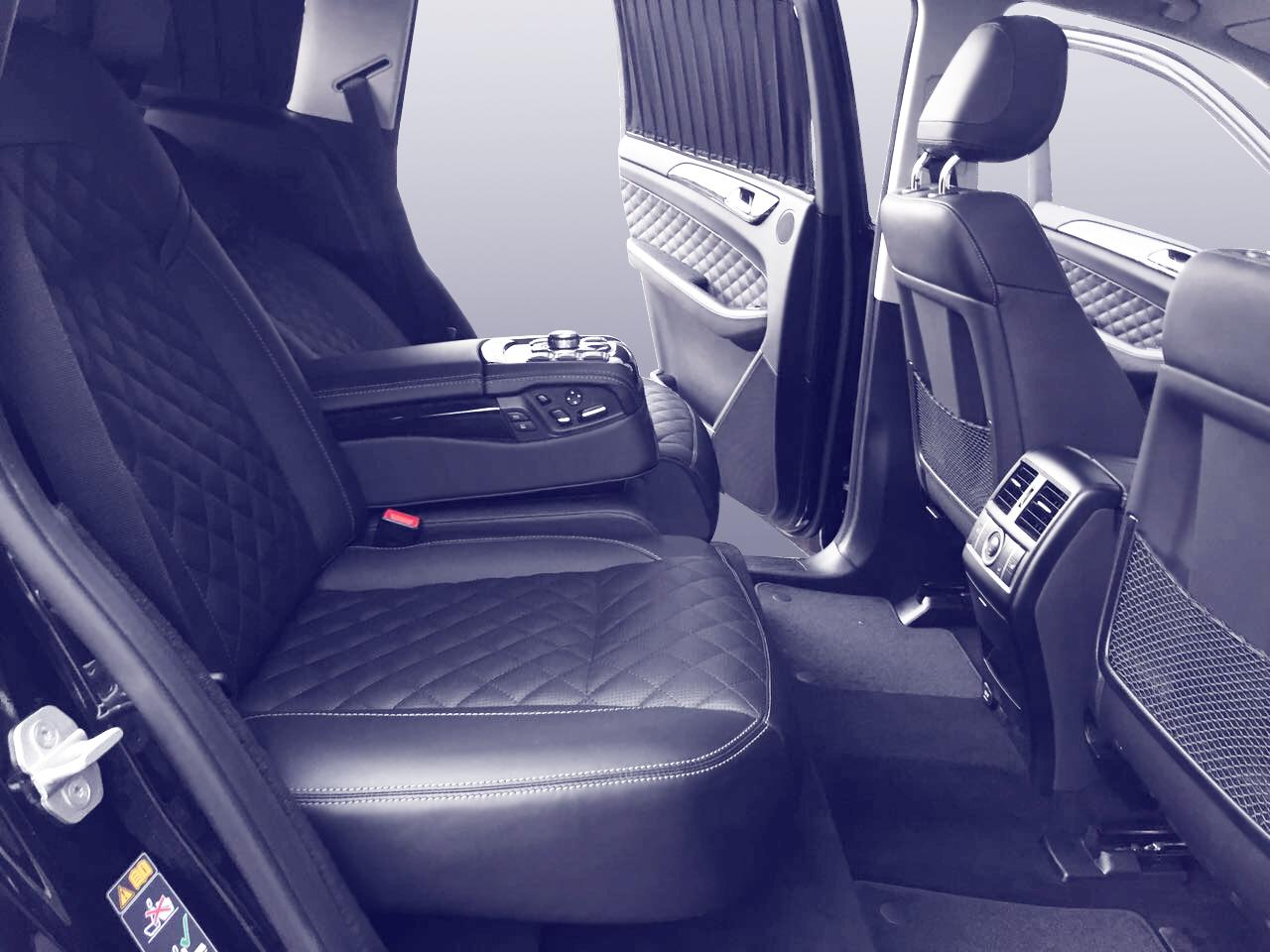 Установка комфортных сидений Крузер 200