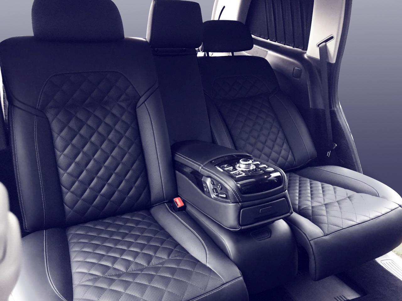Комфортные сидения Toyota