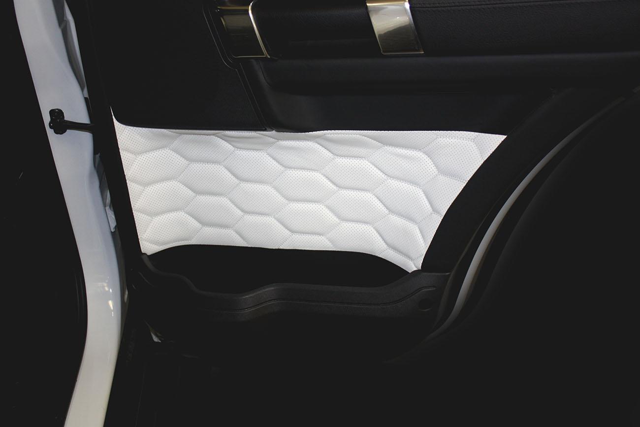 Тюнинг салона Land Rover