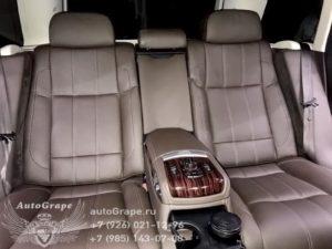 установка комфортных кресел с регулировками в автомобиль