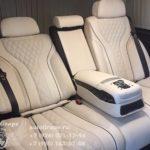 установка комфортных кресел с массажем в автомобиль