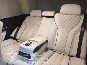 установка комфортных кресел с массажем в авто