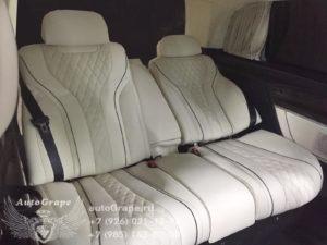 установка комфортных кресел в авто